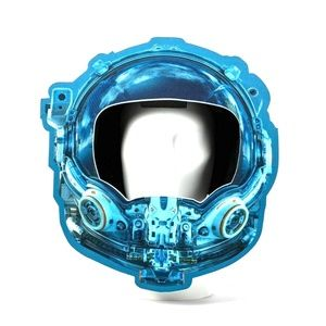 Other - NEW Light-up Astronaut Helmet Child or Adult OS
